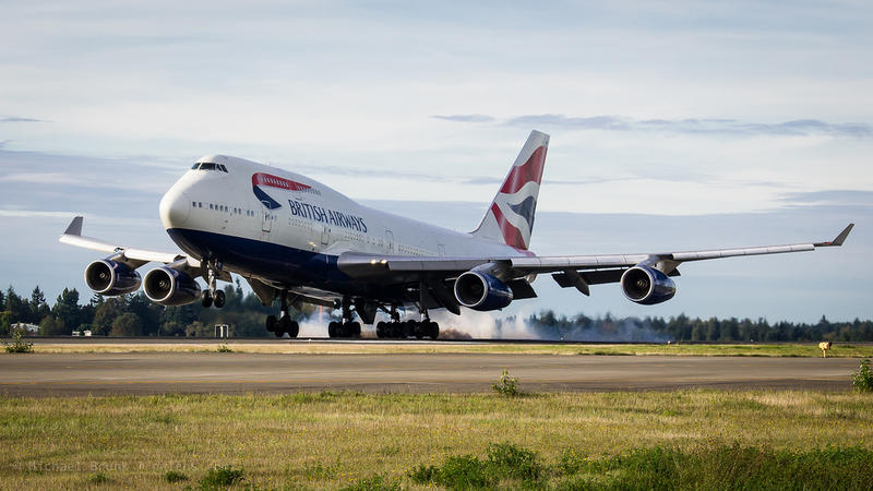 The Boeing 747, with its characteristic hump, may go out of production.