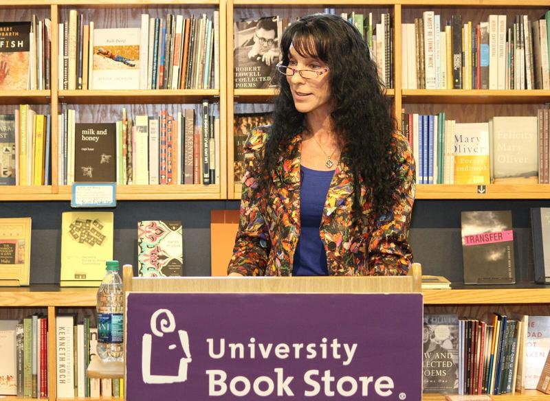Sharon Ballantine at University Book Store