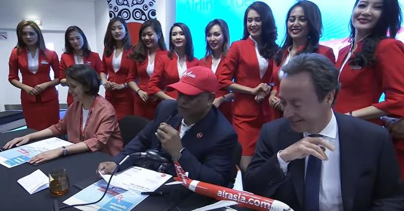 AirAsia bought 100 Airbus A321neos at the Farnborough Airshow. Airbus has more than 1,200 orders for the new plane.