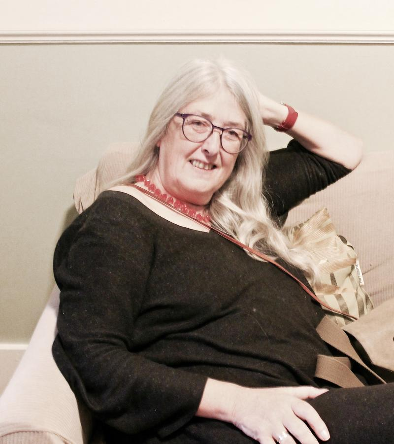 Professor Mary Beard at Town Hall Seattle