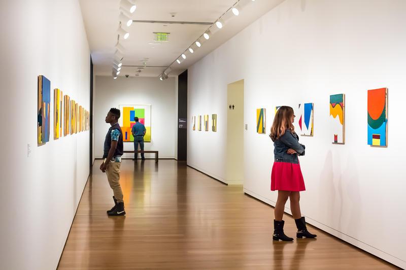 "Seattle Art Museum's ""Big Picture: Art After 1945"" Exhibit"