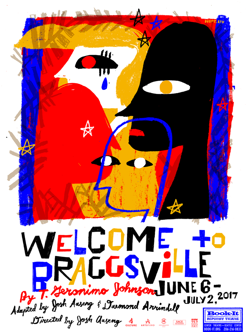 Welcome to Braggsville Poster