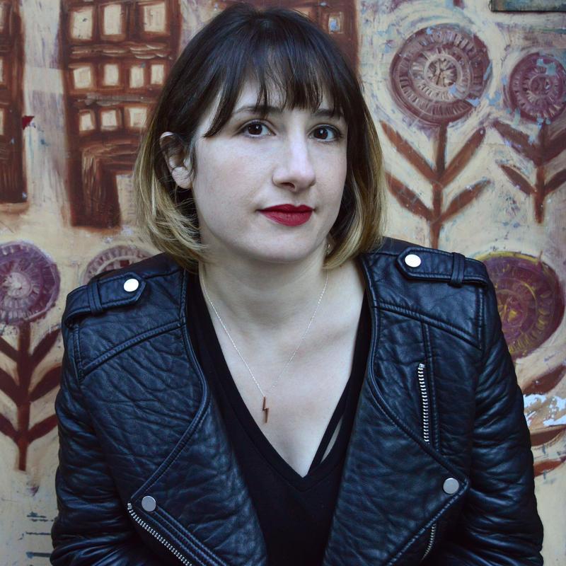 Labor journalist Sarah Jaffe
