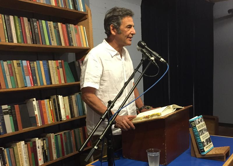 Jordan Fisher Smith at The Elliott Bay Book Company