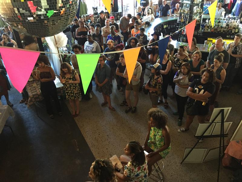 'Black Lives in America' at The Rhino Room