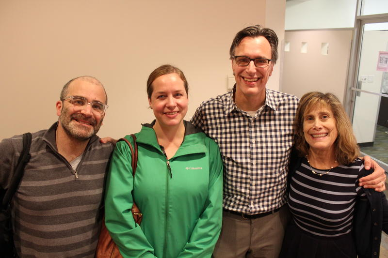'Week in Review' panel Josh Feit, Sarah Stuteville, Joni Balter and Bill Radke.