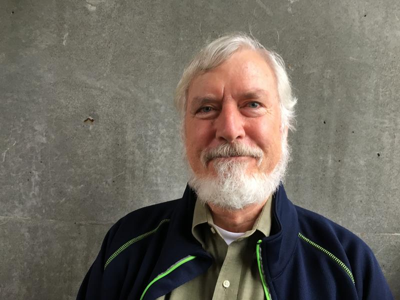 Bill Steele of the Pacific Northwest Seismic Network