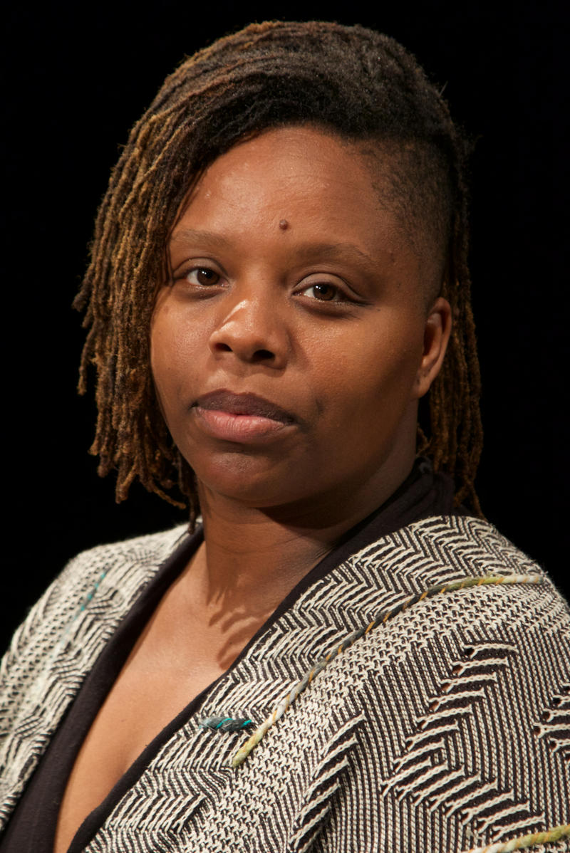 Black Lives Matter national co-founder Patrisse Khan Cullors