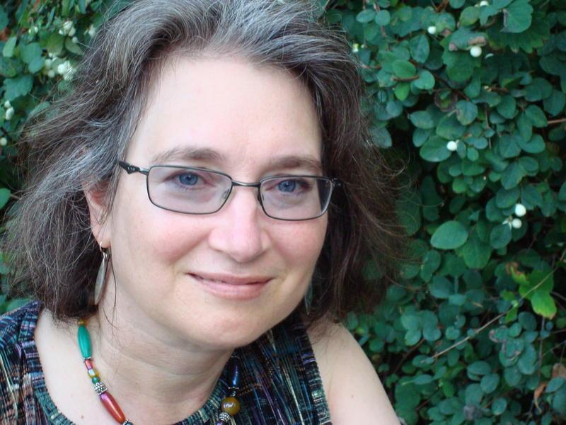 Poet Lucia Perillo