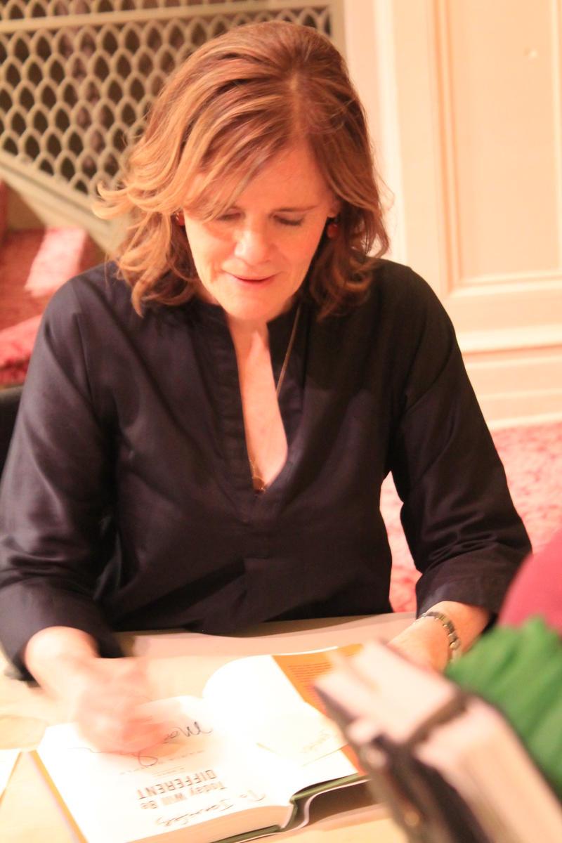 Novelist Maria Semple