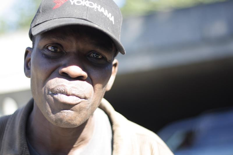 Wilson Vincent Koech says the man killed by police Monday was humble and never carried weapons. Koech is one of several campers who rushed to the man's defense after the shooting.