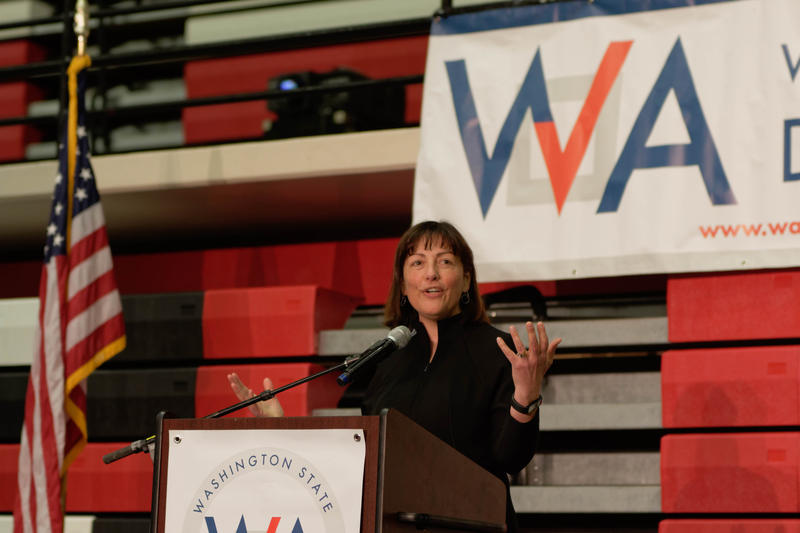 Washington Democratic Congresswoman Suzan DelBene
