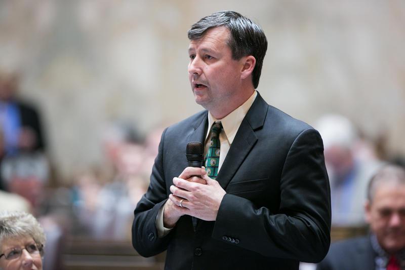 Republican Washington state Representative Matt Manweller