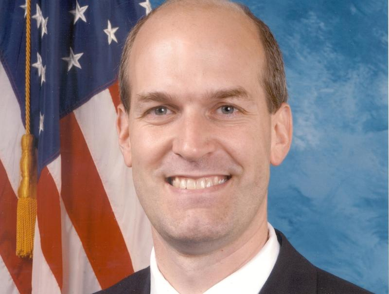 U.S. Rep. Rick Larsen of Washington state's 2nd District.