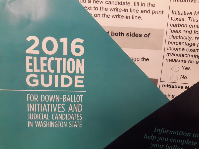 Campaign mailings like this one would have had to disclose more about their funders if I-1464 had passed.