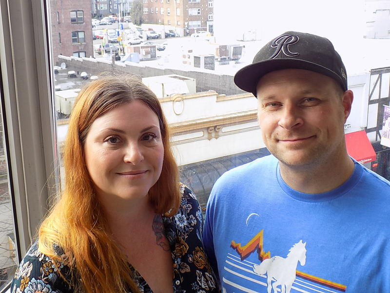 Dana and Dave Verellen fled Seattle for Tacoma.