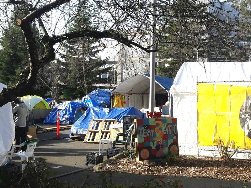 SHARE Tent Camp 3