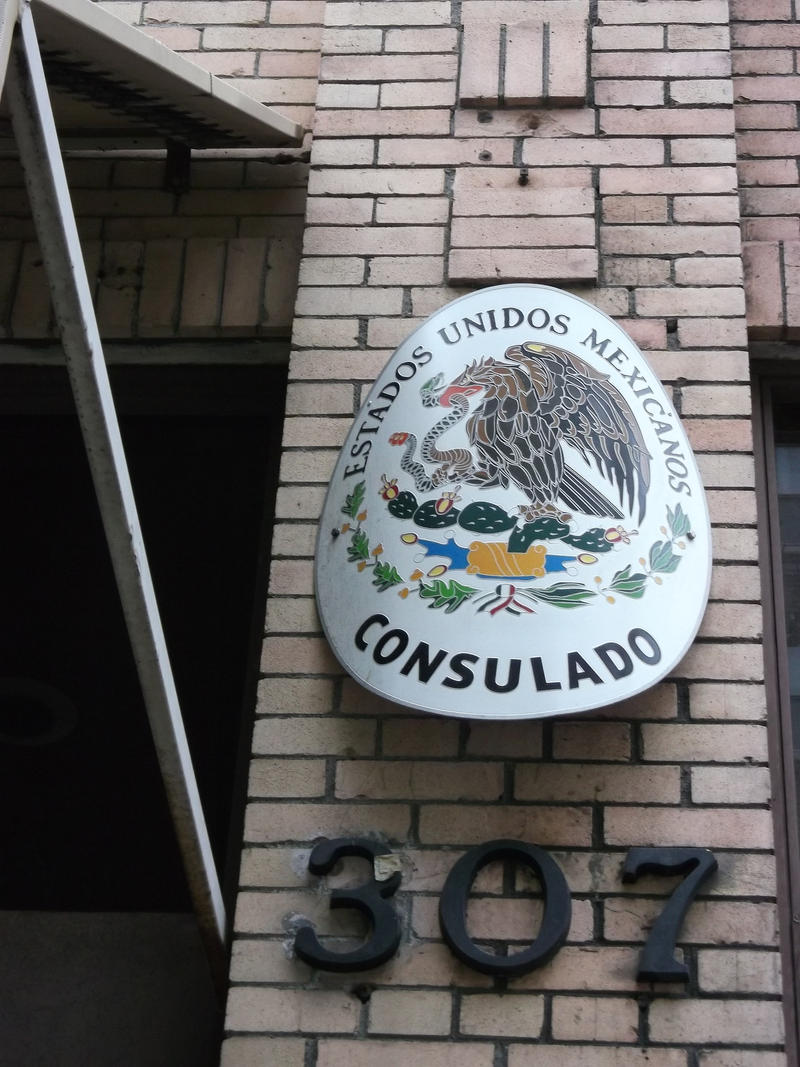 Mexican Consulate in Seattle's Belltown neighborhood