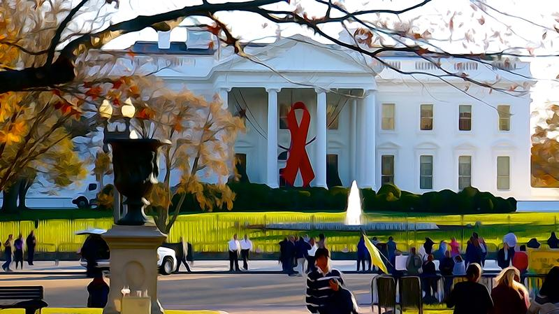White House 2014 World AIDS Day