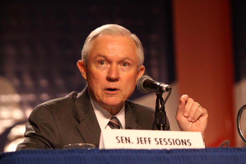 Senator Jeff Sessions.