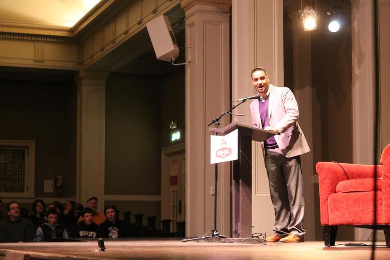 Jesse Hagopian at Town Hall Seattle