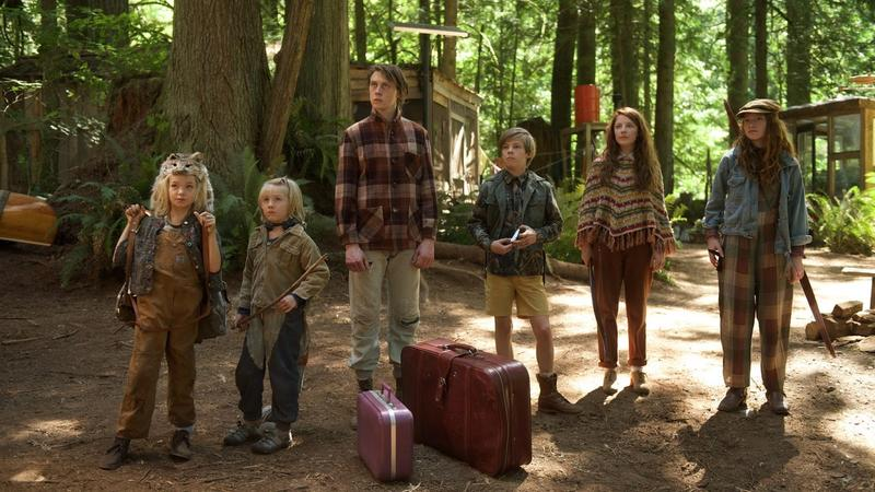 A scene from the movie Captain Fantastic, which was set in Washington state.