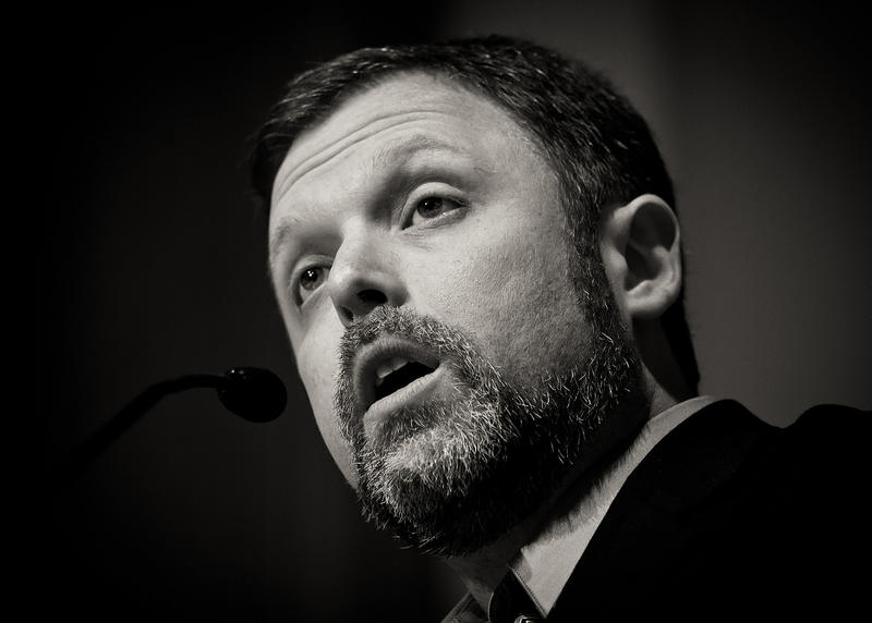 Author and activist Tim Wise