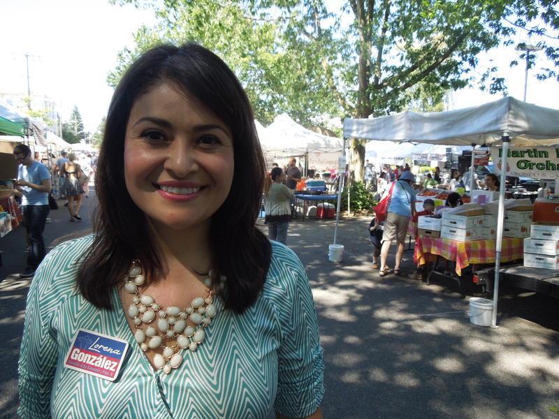 City Councilmember Lorena Gonzalez