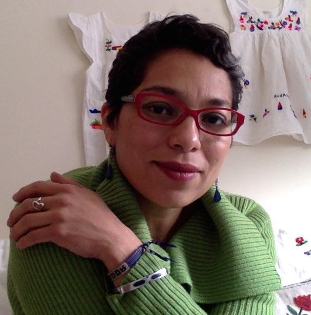 Seattle Civic Poet Claudia Castro Luna
