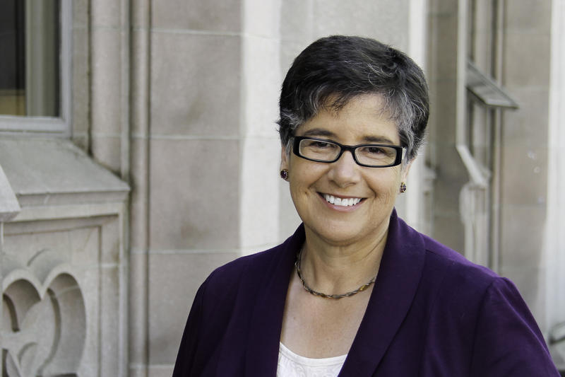 University of Washington President Ana Mari Cauce