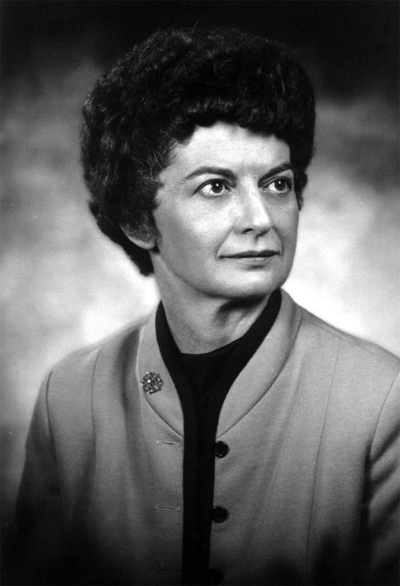 Rep. Helen Sommers in 1973.
