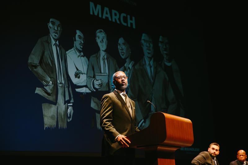 Moderator Craig Sims