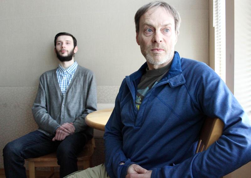 Steven Agen and Rex Andrew