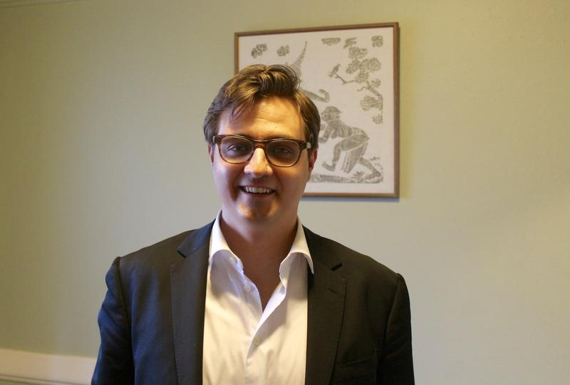 Chris Hayes at Town Hall Seattle