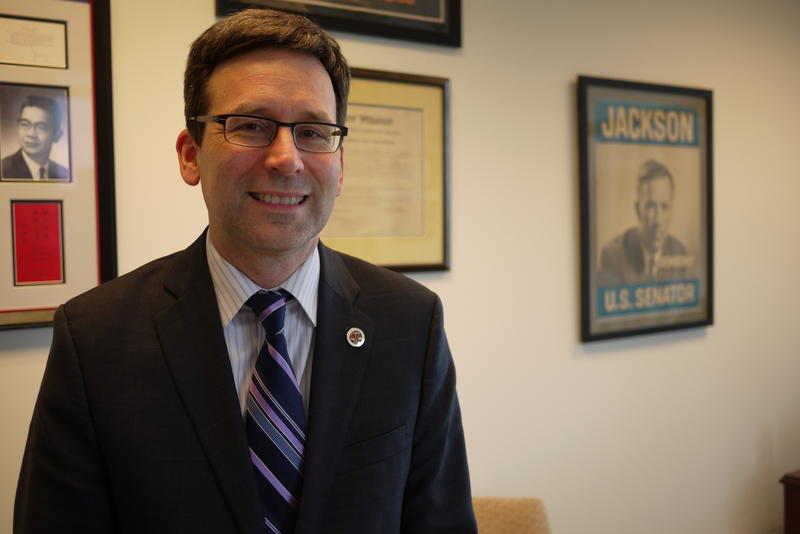 Washington State Attorney General Bob Ferguson.