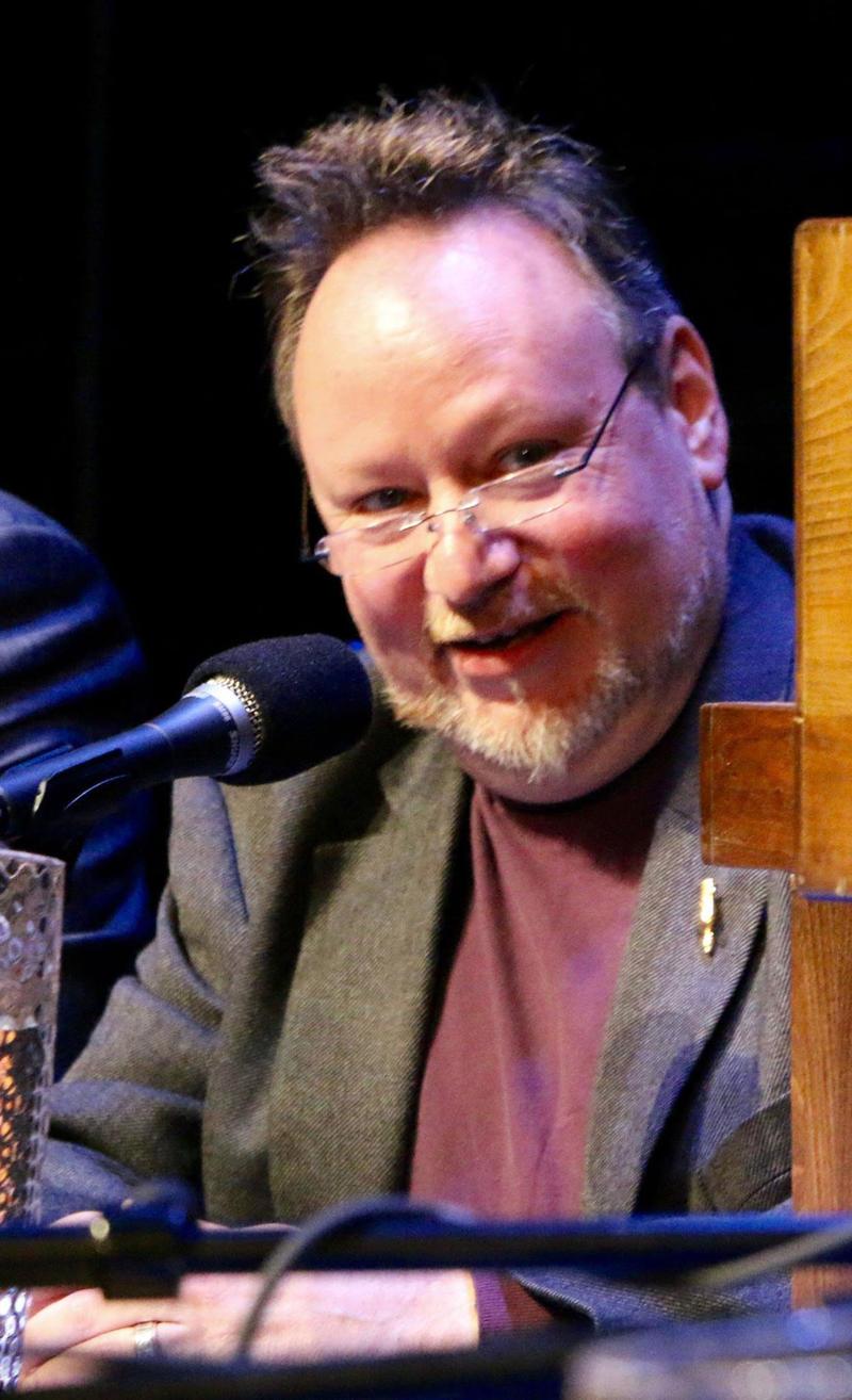 Host Gregg Porter