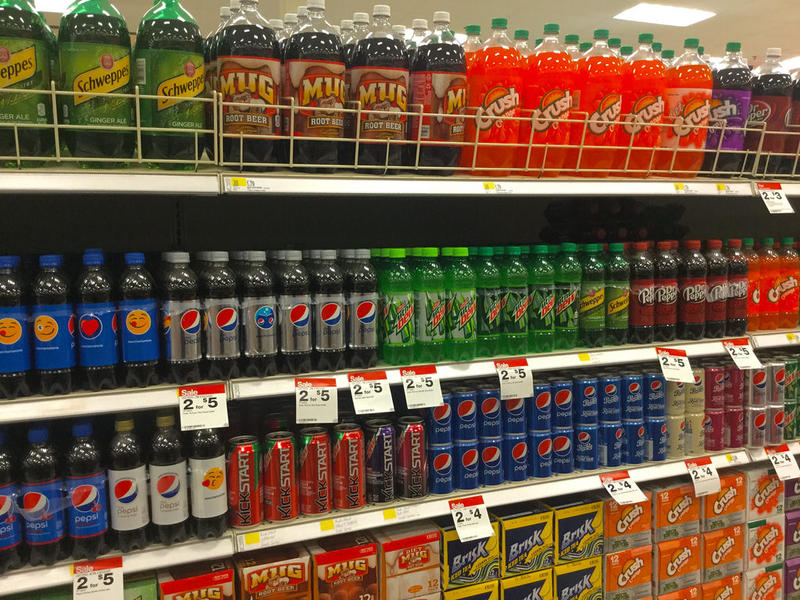 A proposal to tax sugary drinks like soda pop in Seattle passed Monday.