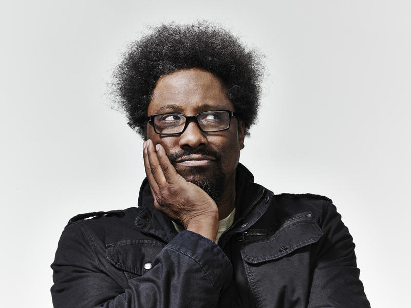 W. Kamau Bell, host of CNN's United Shades of America