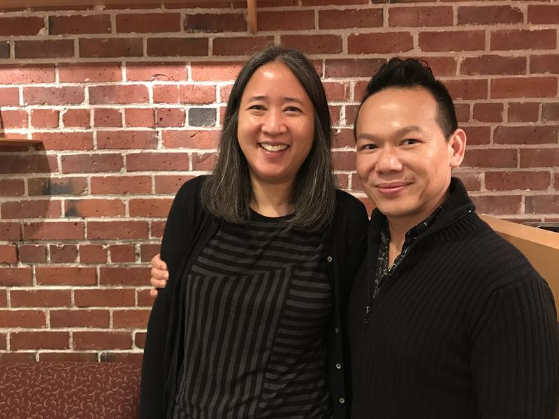 Cassie Chinn is the Deputy Executive Director of the Wing Luke Museum and Tam Nguyen is the owner of Tamarind Tree in Chinatown-International District