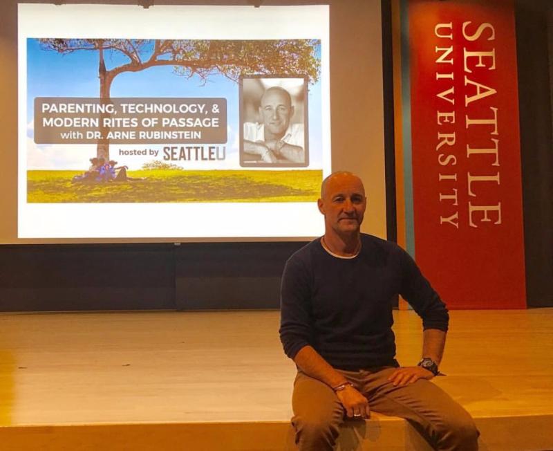 Dr. Arne Rubinstein at Seattle University