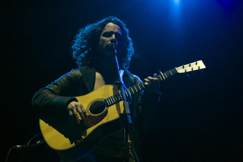Chris Cornell performing in 2011.