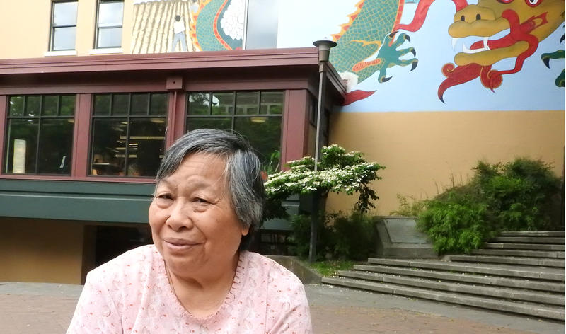 Tang Fung Chin was forced out of her apartment in Seattle's Chinatown-International District in 2015