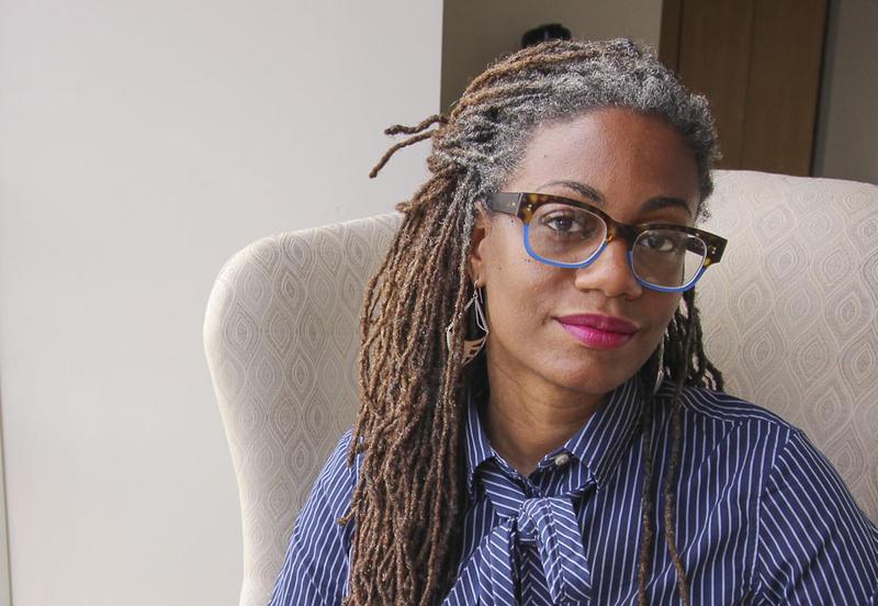 La TaSha Levy, assistant professor of American ethnic studies at the University of Washington.