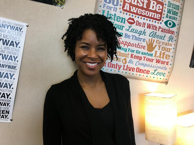 Toyia Taylor, founder of Young Artists Academy, says this was a dream of hers