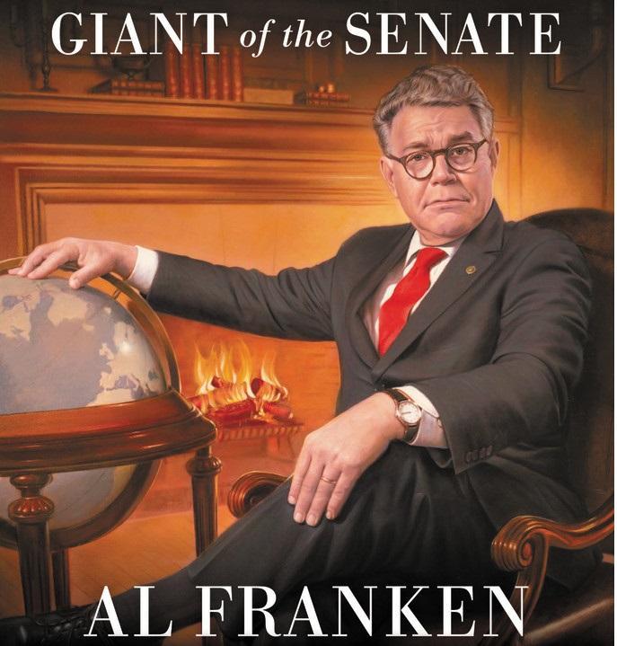 Senator Al Franken's new book