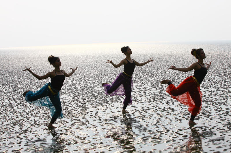 Eastern Indian troupe Sapphire Dance Creations Company is one of the performers at 2017's Seattle International Dance Festival.