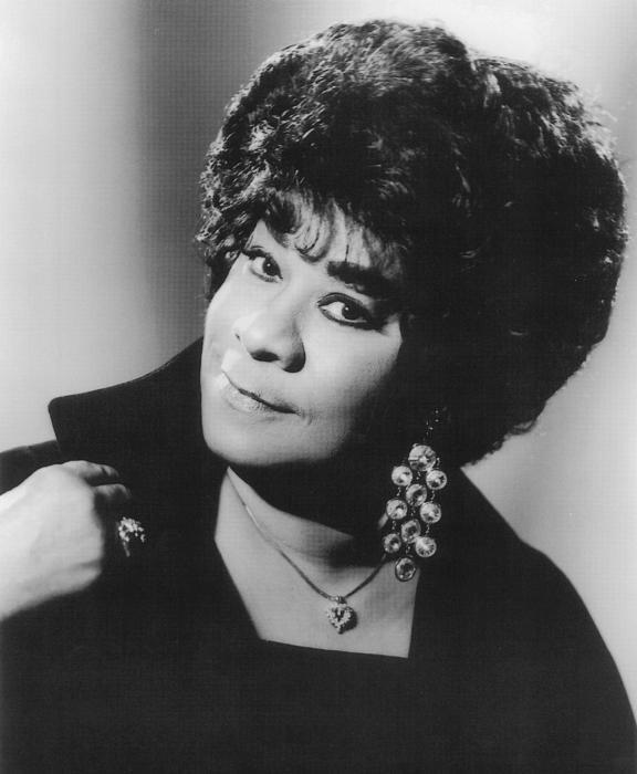 R&B Singer/Actress Ruth Brown