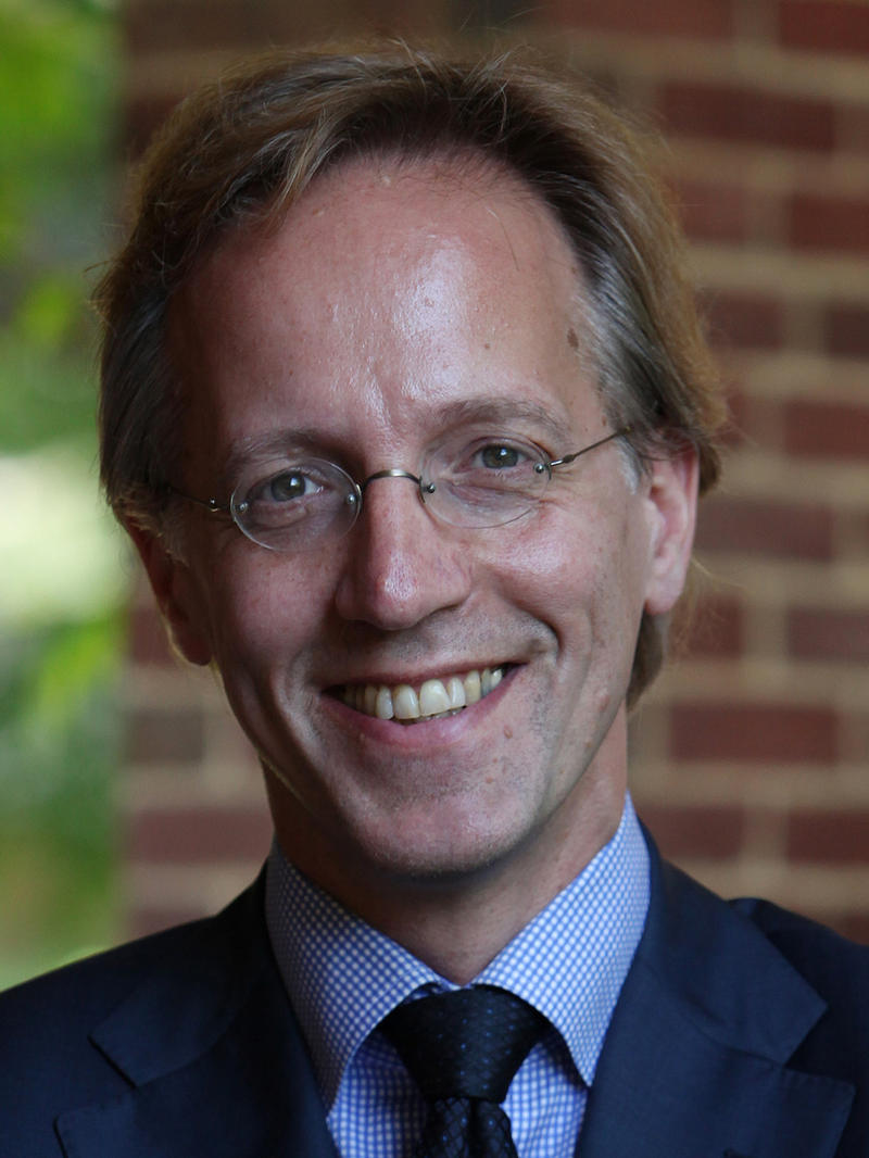 Institute of Advanced Study Director Robbert Dijkgraaf