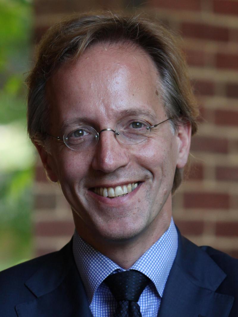 Institute of Advanced Study Director Robbert Dijkgraaf