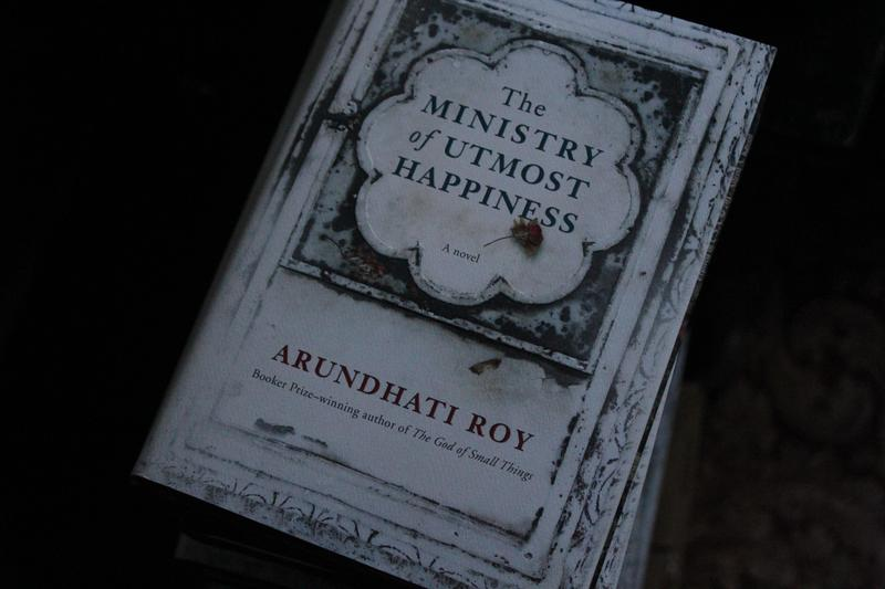 The anxiously awaited 'Ministry of Utmost Happiness'